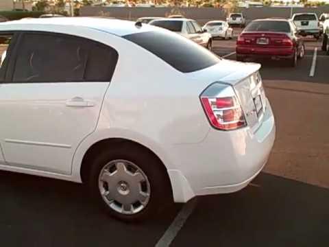 5239 2008 Nissan Sentra Sonora Nissan Yuma AZ 85365