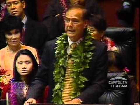 State of Hawaii House of Representatives - Gene Ward