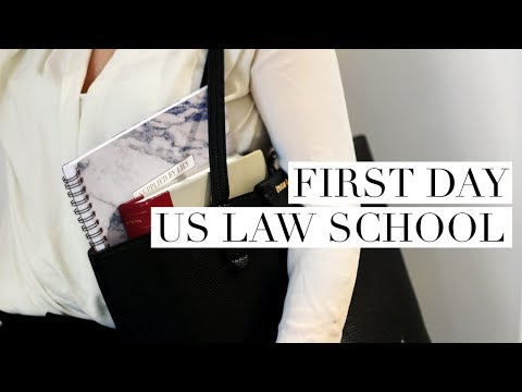 MY FIRST WEEK IN US LAW SCHOOL | DC Diaries #3