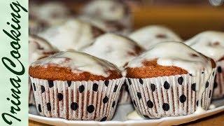 Простые Вкусные Маффины из Варенья 👍 Simple and Yummy Muffins ✧ Ирина Кукинг
