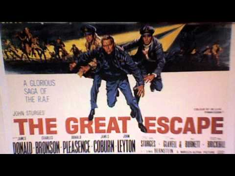 The Great Escape Theme mp3