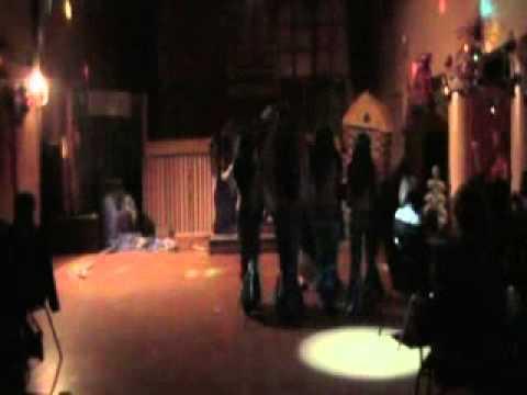 Пиратская вечеринка (сценарий)