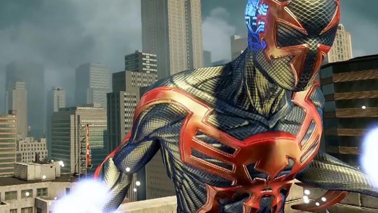 Spiderman 2099: How To Unlock Spider-Man 2099