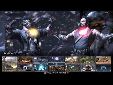 BDA | Ash (Kano/Commando) vs Deus (Kano/Cybernetic) ft 10