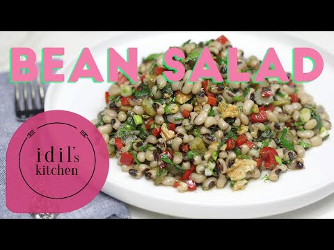 Black-Eyed Pea Salad Recipe | FAST RECIPES
