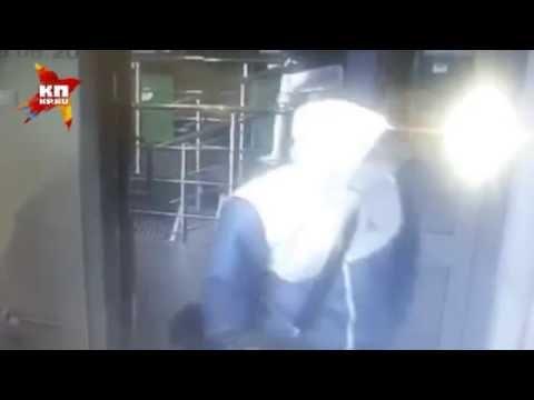 Разбойное нападение на «Сбербанк» в Перми