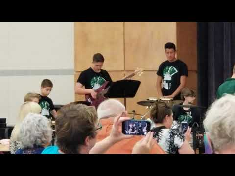 Trinity Springs Middle School- Jazz Cafe