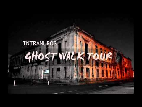 Center for Paranormal Studies (POTU) INTRAMUROS GHOST WALK TOUR