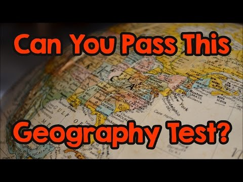 Only 5% Of Adults Can Pass This Geography Test
