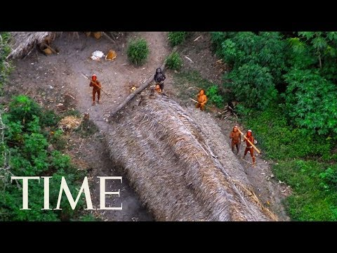 Gold Miners In Brazil Bragged About Killing Members Of Uncontacted Indigenous Tribe | TIME