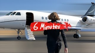 LONDON to LA and BACK in 6 Minutes - Bobby Misner