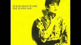Jo Lemaire & Flouze - Je Suis Venue Te Dire Que Je M
