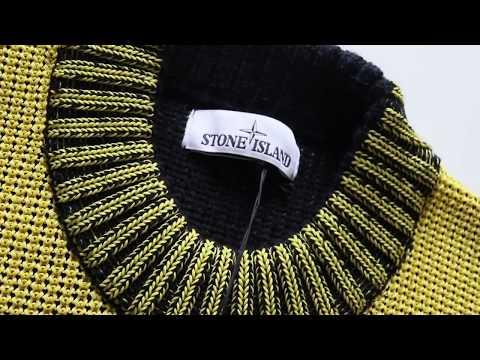 � STONE ISLAND ICE KNIT JUMPER | Full Review