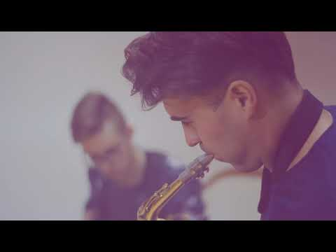 Jonas Sikorskis - You Are The Reason By Calum Scott (saxophone & Guitar Acoustic Cover)