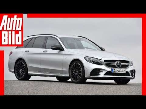 Download Mercedes-AMG C 43 T-Modell (2018) Fahrbericht / Review / Test