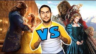 Скачать Beauty The Beast Disney Remake VS French Remake CF WIllie Review