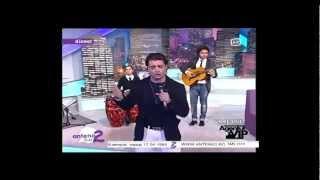 Pepe - O femeie cat o suta (Live Agentul VIP cu Cristi Brancu Antena 2)
