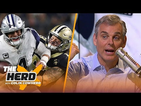 Colin Cowherd compares the Dallas Cowboys to the Tim Tebow led Broncos | NFL | THE HERD