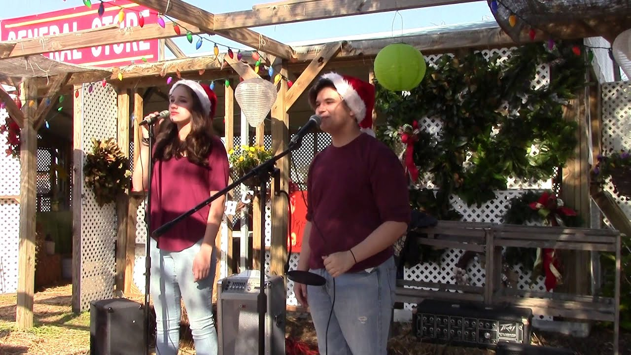 """""""Mary Did You Know"""" Christmas Duet ....Beautiful! - YouTube"""