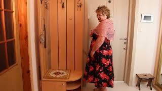 Новое платье на лето  из старых вещей