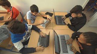 Digital technology goes back to school