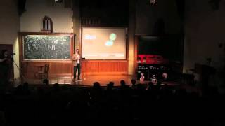 TEDxNewHaven - Steli Efti - Entrepreneurial Happiness