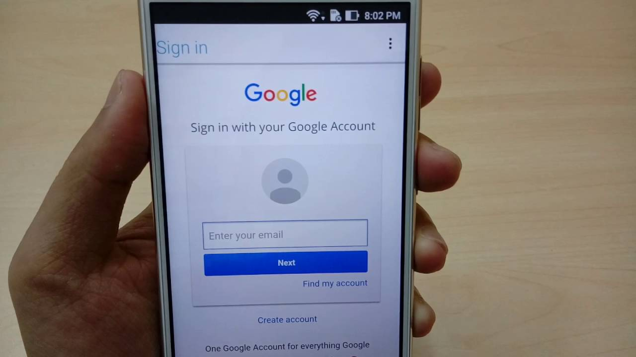 Bacba Bypass Google Account Asus Zenfone 3 Android 6 0 1 Youtube