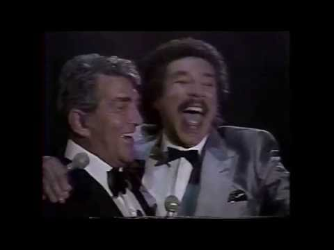 """Dean Martin & Smokey Robinson - """"For Once In My Life"""" - LIVE (1985)"""