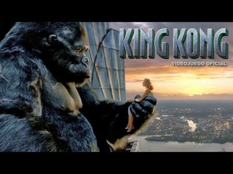 Ver King Kong (2005) Historia completa en ESPAÑOL l Todas las Cinemáticas del juego l Longplay en Español