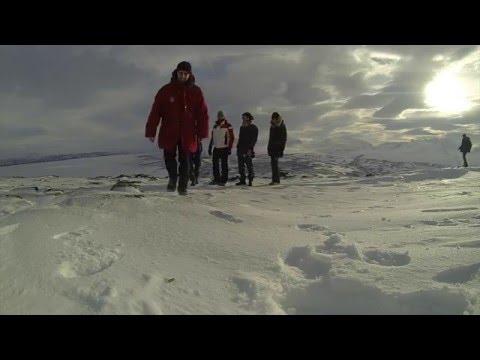 Amazing Lapland (Kiruna, Abisko, Narvik) - Gopro HERO3