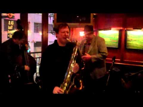 """Four"" part 1 by Joe Lovano, Chris Potter, Roy Assaf, Francois Moutin, Kendrick Scott"