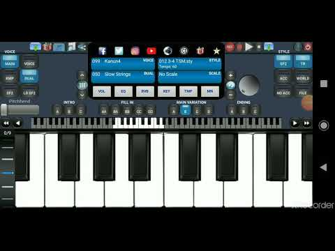 Arranger Keyboard  For Pc - Download For Windows 7,10 and Mac