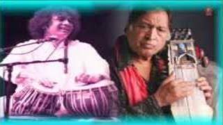 Raag Naat Bhairav | Vilambit Rupak Taal (Indian Classical) | Ustad Sultan Khan, Ustad Zakir Hussain