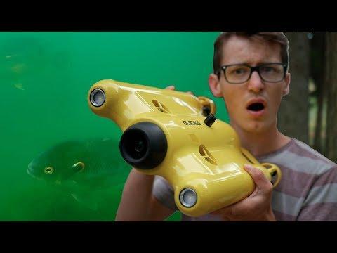 I got an Under Water Drone!