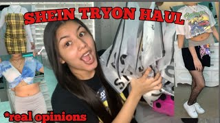 SHEIN TRY-ON HAUL||SUMMER EDITION||*Real Review*