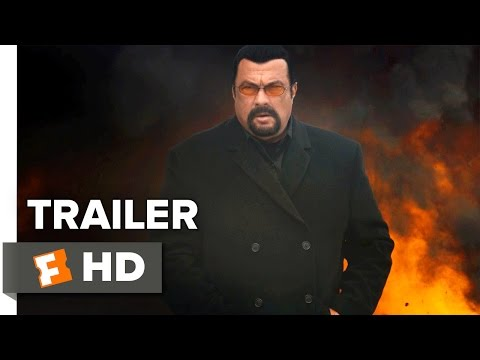 Code of Honor Official Trailer 1 (2016) - Steven Seagal, Louis Mandylor Movie HD