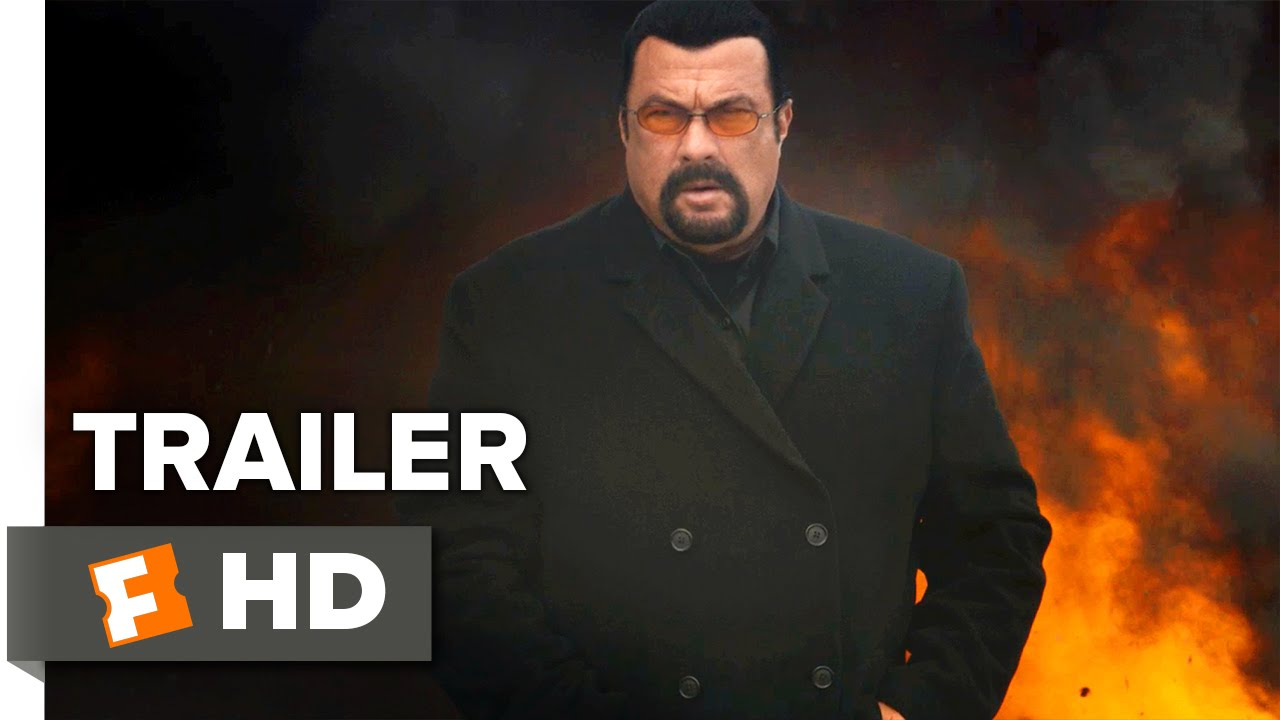 Steven Seagal Movie