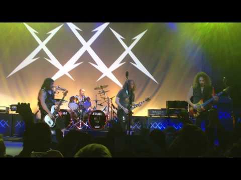 Metallica - Breadfan (With fan Andrew Dowis) 12/7/2011 Fillmore San Francisco