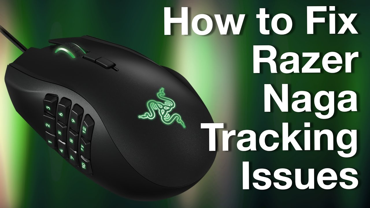 How to Fix Razer Naga Tracking Issue (In Under 3 Minutes!)