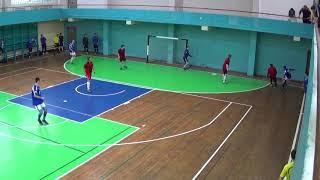 2018 03 18 Обзор матча АСКА ВМС 0 3 Футзал Одесса Вторая лига Полуфинал