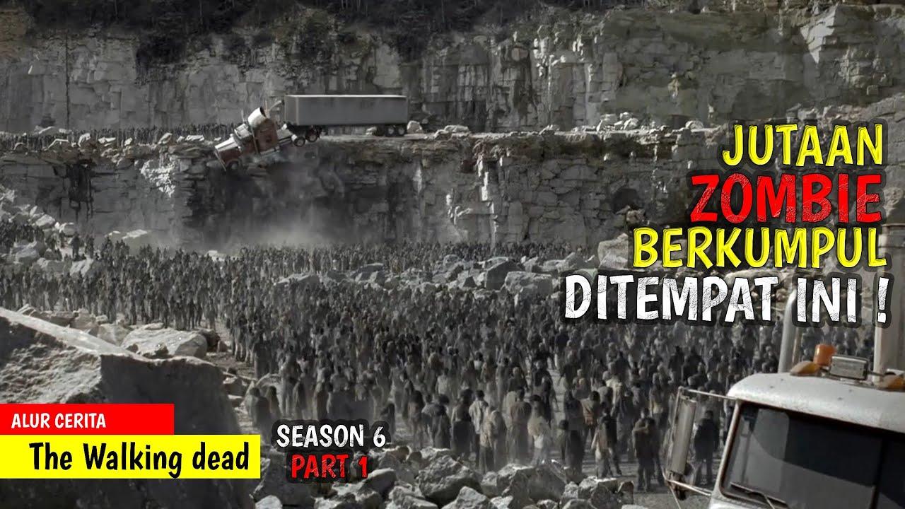 Download BERTAHAN HIDUP DI KIAMAT ZOMBIE  | ALUR CERITA THE WALKING DEAD SEASON 6 ( EPISODE 1-3)