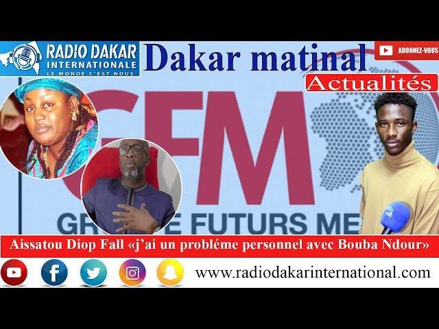 Aissatou Diop FALL: