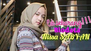Download Lagu Biodata Nissa Sabyan - Sabyan Gambus Deen Assalam Mp3