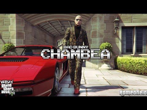 Chambea - Bad Bunny (Parodia GTA) (GTA V) (GTA ONLINE)