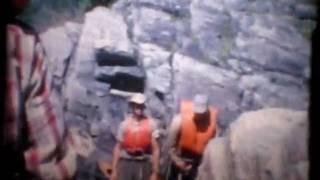 Missinaibi River Canoe Trip 1964