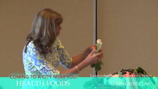 Tips From Teri Colorful Foods Rock!