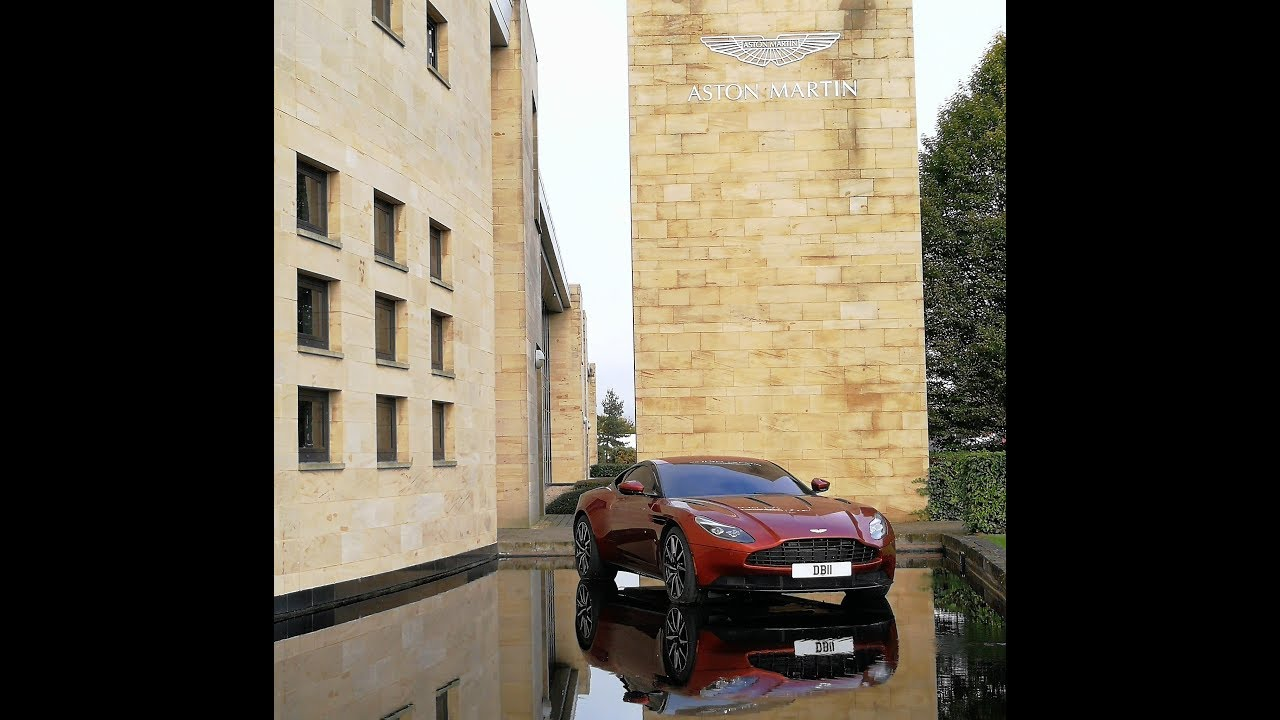 Aston Martin Hq Tour And Vanquish S Review Youtube