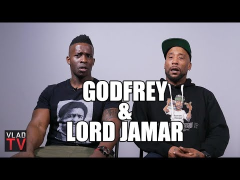 Lord Jamar & Godfrey React to 2018 Being the Deadliest Year for Rappers (Part 5)