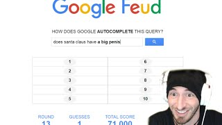 GOOGLE FEUD : WHY IS MY GOLDFISH GAY!?!