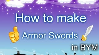 Roblox BYM: how to make Armor (New Update)
